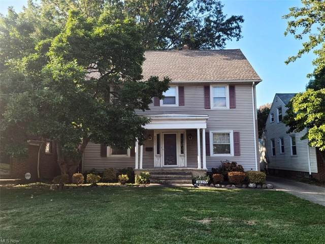 20771 Lake Shore Boulevard, Euclid, OH 44123 (MLS #4324591) :: The Holden Agency