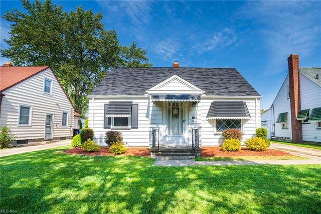 2814 Silverdale Avenue, Cleveland, OH 44109 (MLS #4324592) :: The Tracy Jones Team