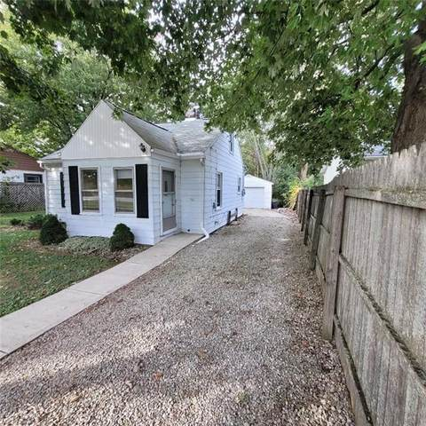 110 W Hamilton Street, Oberlin, OH 44074 (MLS #4324610) :: Keller Williams Legacy Group Realty