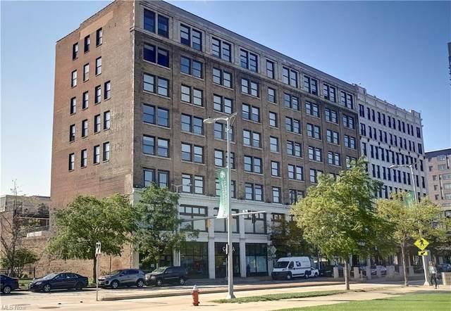 1900 Euclid Avenue, Cleveland, OH 44115 (MLS #4324624) :: Tammy Grogan and Associates at Keller Williams Chervenic Realty