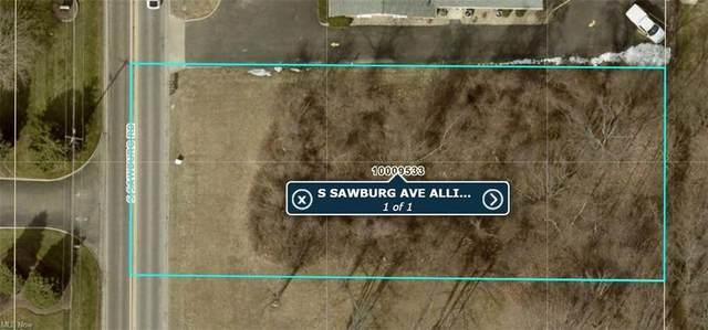 S Sawburg Avenue, Alliance, OH 44601 (MLS #4324642) :: The Kaszyca Team