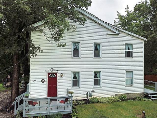 16177 Center Street, Middlefield, OH 44062 (MLS #4324659) :: Simply Better Realty