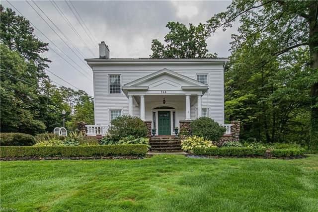 348 N Chestnut Street, Jefferson, OH 44047 (MLS #4324729) :: Jackson Realty