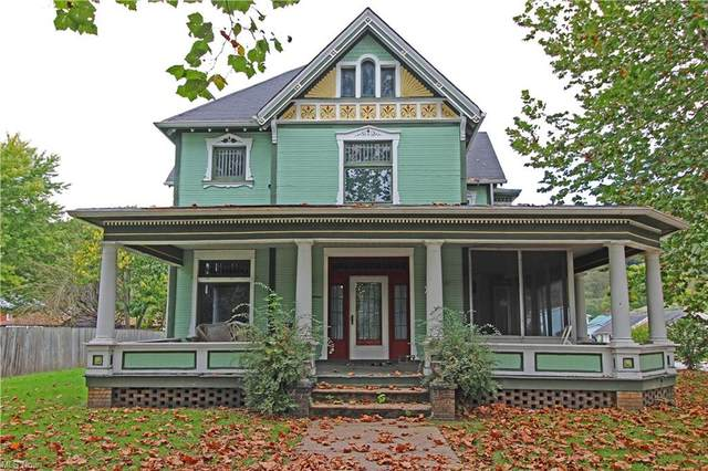 918 Ridge Avenue, New Cumberland, WV 26047 (MLS #4324736) :: Jackson Realty