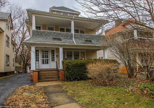 2176 Rexwood Road, Cleveland Heights, OH 44118 (MLS #4324766) :: RE/MAX Edge Realty