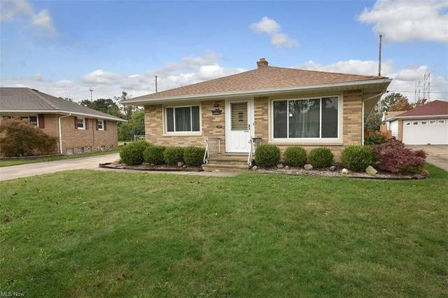 4216 Spring Crest Drive, Brooklyn, OH 44144 (MLS #4324788) :: Jackson Realty