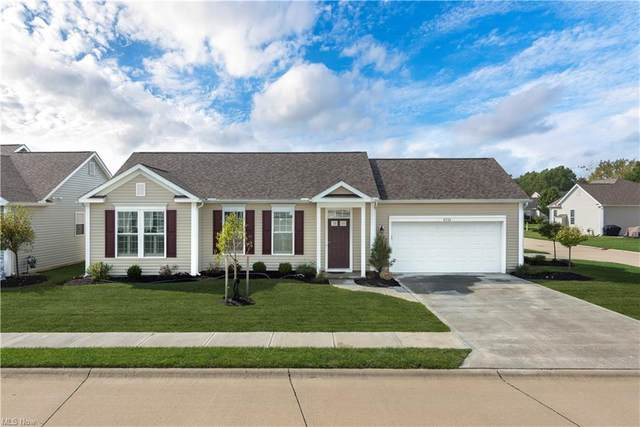 8723 Wakefield Run, North Ridgeville, OH 44039 (MLS #4324802) :: Select Properties Realty