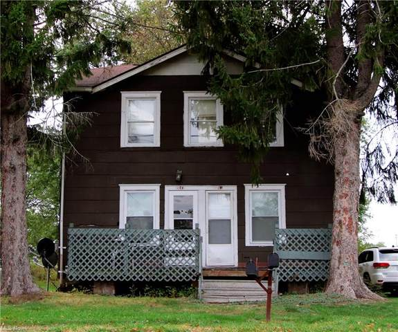 6631 Wise Avenue NW, North Canton, OH 44720 (MLS #4324935) :: Jackson Realty