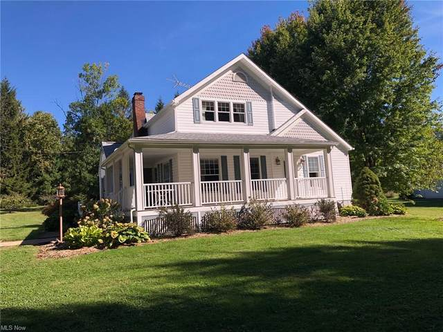 3721 Southern Road, Richfield, OH 44286 (MLS #4324966) :: The Art of Real Estate