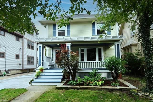 1229 St Charles Avenue, Lakewood, OH 44107 (MLS #4324971) :: Jackson Realty