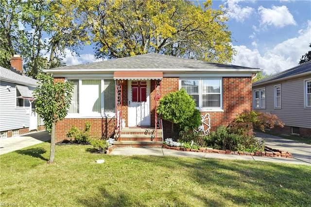 4918 Grantwood Drive, Parma, OH 44134 (MLS #4324985) :: Vines Team