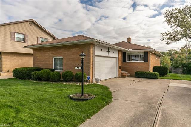1791 Spino Drive, Euclid, OH 44117 (MLS #4324991) :: The Holly Ritchie Team