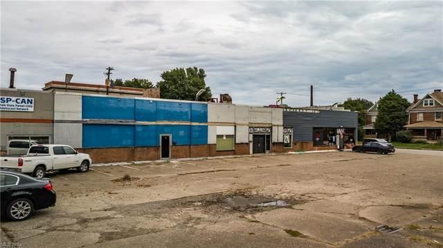 1739 Saint Marys Avenue, Parkersburg, WV 26101 (MLS #4324997) :: Keller Williams Legacy Group Realty