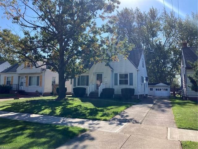 18300 Mccracken Road, Maple Heights, OH 44137 (MLS #4325022) :: Jackson Realty
