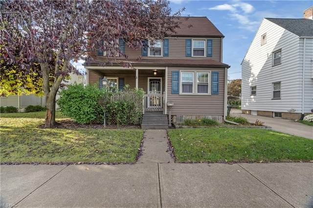 1347 Maryland Avenue SW, Canton, OH 44710 (MLS #4325096) :: The Holly Ritchie Team