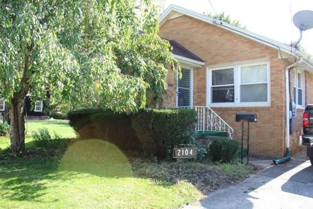 2104 25th Street NE, Canton, OH 44705 (MLS #4325141) :: RE/MAX Edge Realty