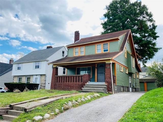 3642 Raymont Boulevard, University Heights, OH 44118 (MLS #4325149) :: Keller Williams Legacy Group Realty