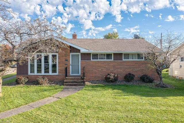 10273 Valley Forge Drive, Parma Heights, OH 44130 (MLS #4325165) :: Jackson Realty