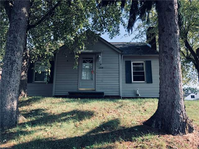 1328 Spring Avenue, Canton, OH 44714 (MLS #4325184) :: Krch Realty