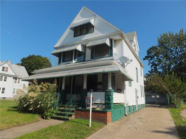 1345 E 82nd Street, Cleveland, OH 44103 (MLS #4325198) :: RE/MAX Edge Realty
