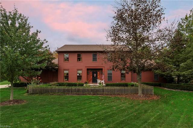 6536 Smucker Drive, Westfield Center, OH 44251 (MLS #4325211) :: Krch Realty