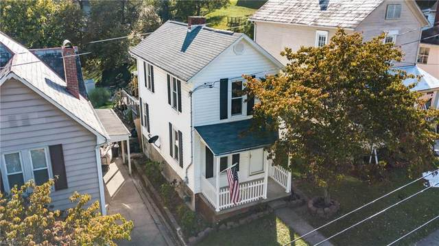 121 Euclid Place, Marietta, OH 45750 (MLS #4325244) :: Select Properties Realty