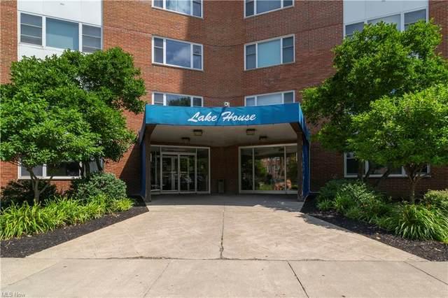 11850 Edgewater Drive #409, Lakewood, OH 44107 (MLS #4325312) :: Keller Williams Legacy Group Realty