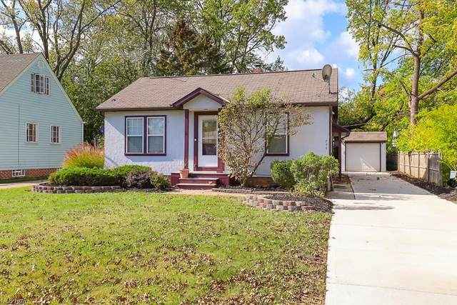 744 E 258th Street, Euclid, OH 44132 (MLS #4325327) :: The Holly Ritchie Team