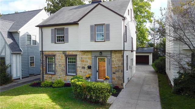 3581 Strandhill Road, Shaker Heights, OH 44122 (MLS #4325362) :: Tammy Grogan and Associates at Keller Williams Chervenic Realty