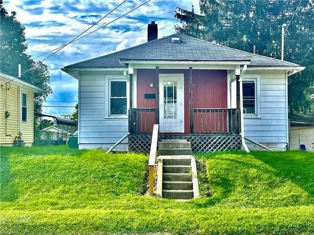 93 S Pembroke Avenue, Zanesville, OH 43701 (MLS #4325381) :: Jackson Realty