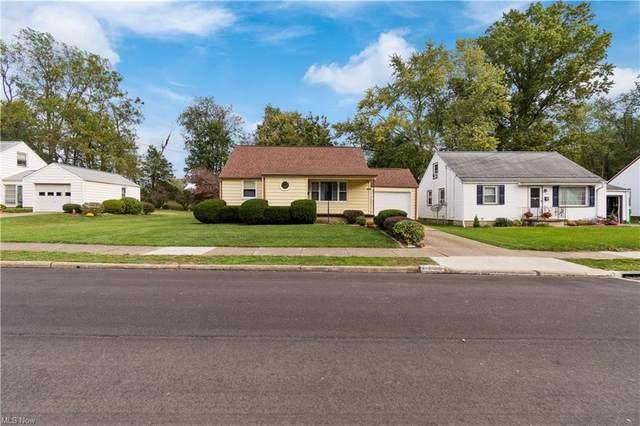 1740 Stoner Avenue NE, Massillon, OH 44646 (MLS #4325390) :: Vines Team