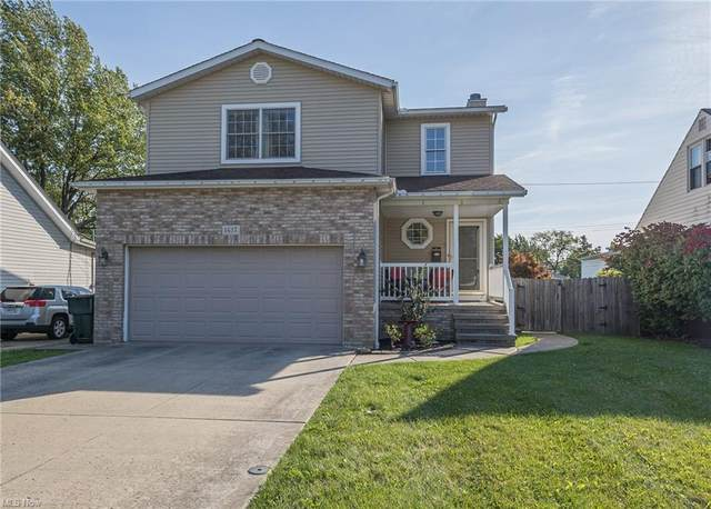 1617 Roselawn Road, Mayfield Heights, OH 44124 (MLS #4325419) :: Simply Better Realty