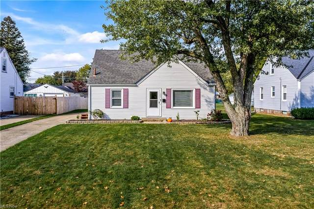 1227 Ellwood Avenue SW, Canton, OH 44710 (MLS #4325436) :: The Holly Ritchie Team