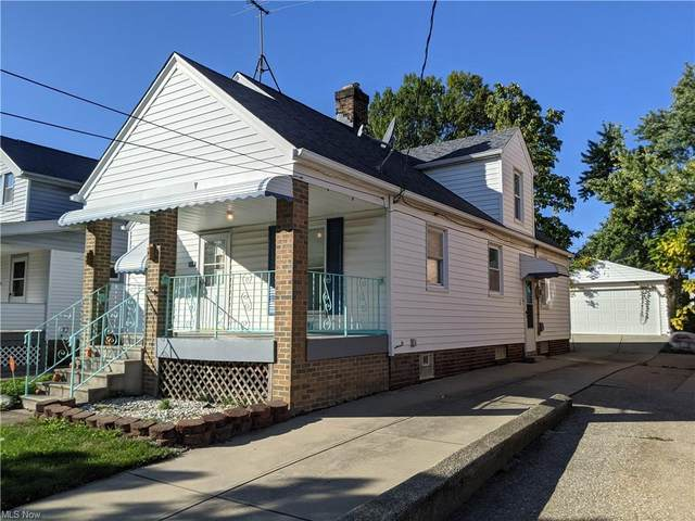 3516 Germaine Avenue, Cleveland, OH 44109 (MLS #4325449) :: The Tracy Jones Team