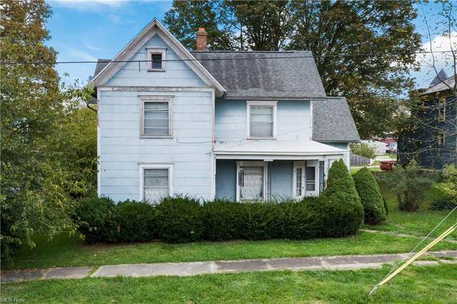23 S Front Street, Burbank, OH 44214 (MLS #4325458) :: The Art of Real Estate