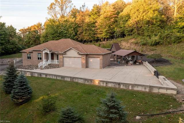 417 Etter Road, Mogadore, OH 44260 (MLS #4325539) :: RE/MAX Trends Realty