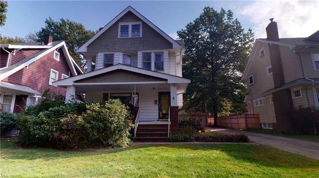 2553 Kingston Road, Cleveland Heights, OH 44118 (MLS #4325557) :: RE/MAX Edge Realty