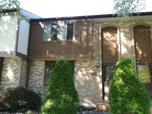 1414 Maplecrest Drive, Youngstown, OH 44515 (MLS #4325582) :: Keller Williams Legacy Group Realty