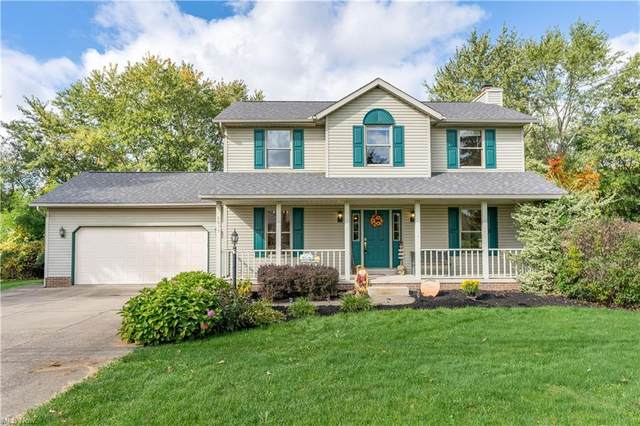 6839 Middlebranch Avenue NE, Canton, OH 44721 (MLS #4325631) :: Select Properties Realty