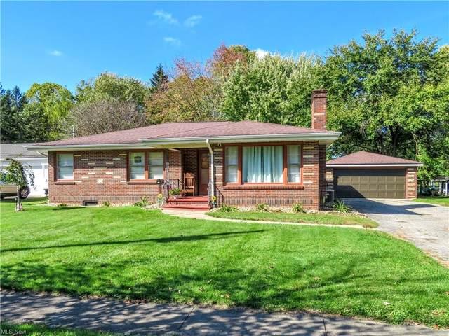 324 Ravenna Road, Newton Falls, OH 44444 (MLS #4325638) :: TG Real Estate