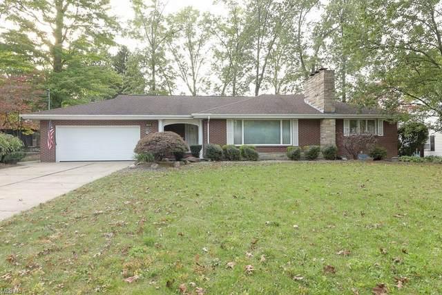 358 Wainwood Drive SE, Warren, OH 44484 (MLS #4325647) :: TG Real Estate