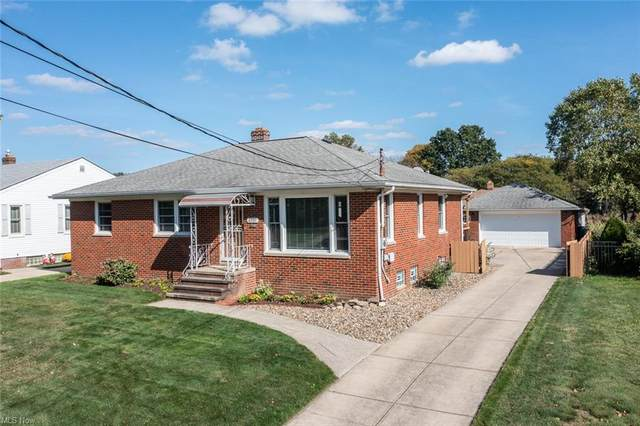 6531 Mariana Drive, Parma Heights, OH 44130 (MLS #4325673) :: Simply Better Realty