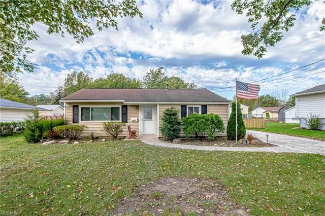 5898 Paula Boulevard, North Ridgeville, OH 44039 (MLS #4325688) :: Jackson Realty