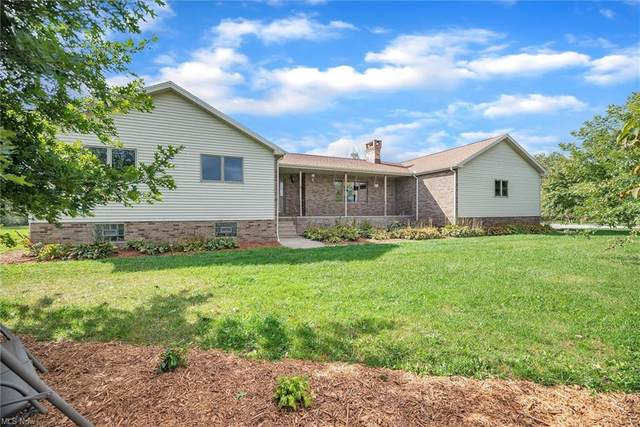 4852 White Road, Rock Creek, OH 44084 (MLS #4325696) :: RE/MAX Trends Realty