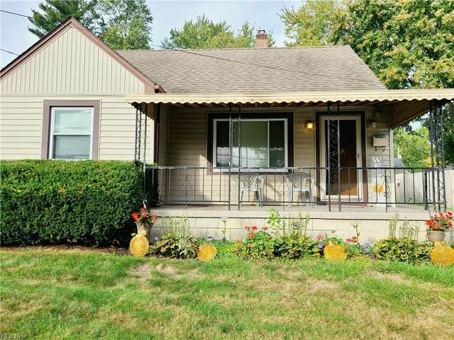 444 Manchester Avenue, Youngstown, OH 44509 (MLS #4325699) :: TG Real Estate
