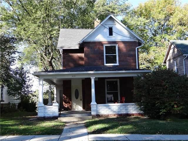 513 N Mill Street, Louisville, OH 44641 (MLS #4325713) :: Select Properties Realty