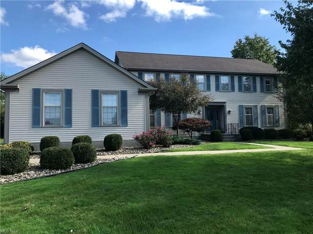 10 Russo Drive, Canfield, OH 44406 (MLS #4325736) :: TG Real Estate
