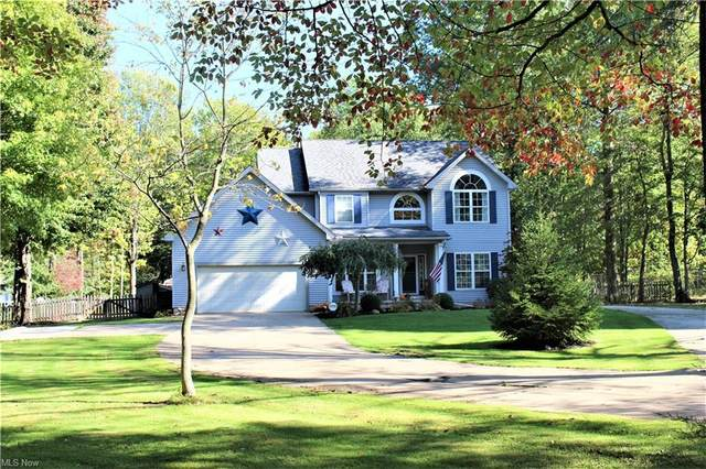 1075 Highbridge Road, Vermilion, OH 44089 (MLS #4325794) :: The Holly Ritchie Team