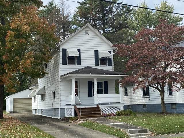 451 Eighth Street, Struthers, OH 44471 (MLS #4325805) :: Jackson Realty