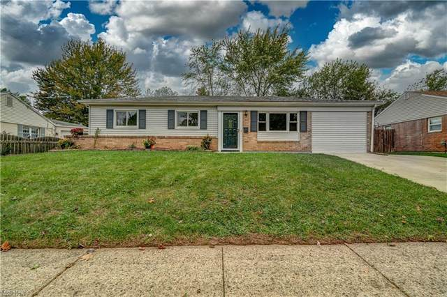 3815 Royal Avenue NE, Canton, OH 44705 (MLS #4325806) :: The Holly Ritchie Team